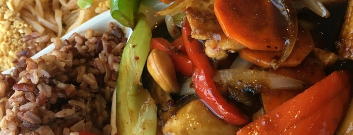 Food to try for Aura thai fusion cuisine new york ny