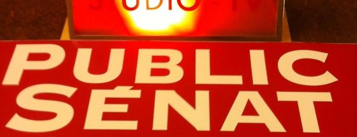Public Sénat is one of Chaînes TV.
