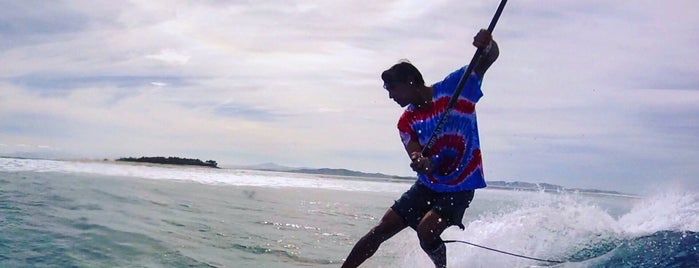 Namotu Island, Fiji is one of Gretta Kruesi's Top Spots to Surf the Skies.