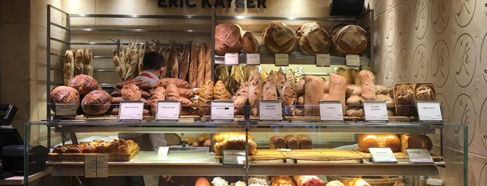 Eric Kayser is one of Paris.