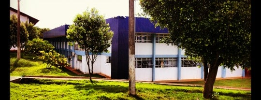 Universidade Estadual de Goiás (UEG) is one of Universidade Estadual de Goiás.