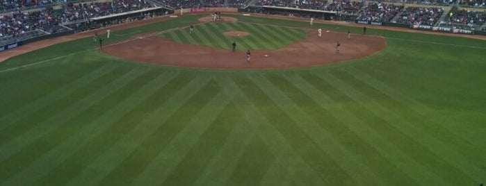 Target Field is one of Events To Visit....