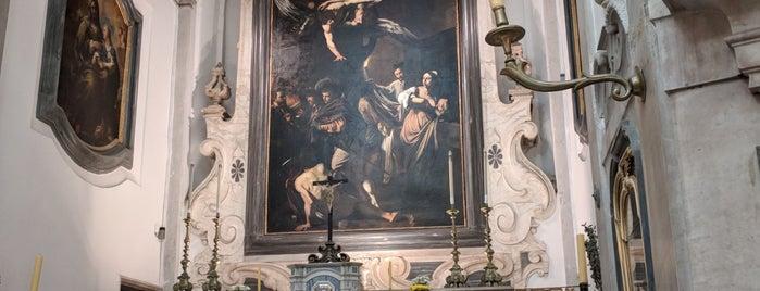Pio Monte Della Misericordia is one of Napoli.