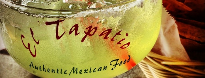 El Tapatio Mexican Restaurant is one of Favorites.