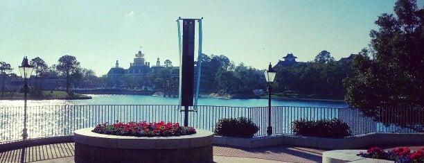 World Showplace Pavilion is one of Walt Disney World - Epcot.
