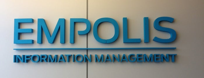 Empolis Information Management GmbH is one of MongoDB.