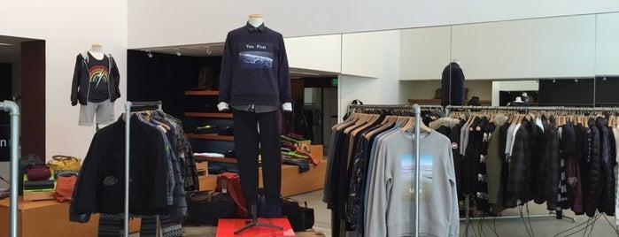 Bastille is one of San Fran Shops.