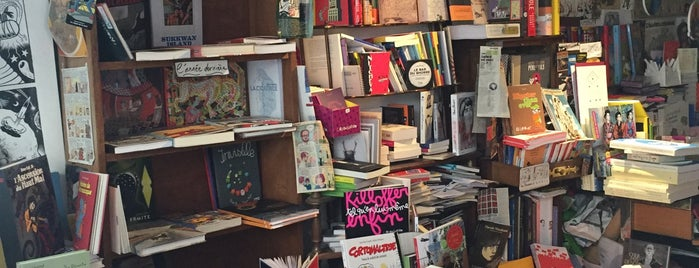 Philippe le Libraire is one of hey paris.