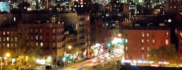 Above Allen is one of Manhattan Essentials.