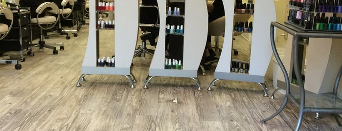 Polish & Pour Streeterville is one of The 15 Best Places for Nails in Chicago.