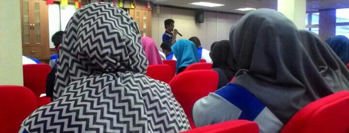 Kolej Komuniti Seberang Jaya, Penang is one of Learning Centers,MY #5.