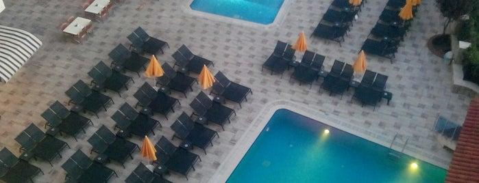 Villa Sunflower Hotels & Spa is one of Turkiye Hotels.