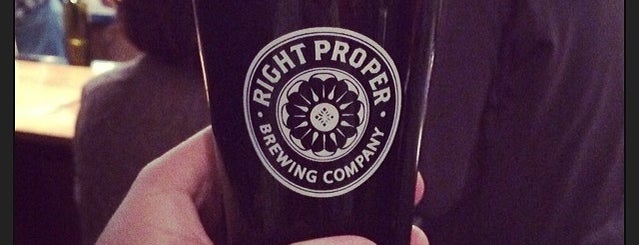 Right Proper Brewing Company is one of Nine no-reservation restaurants worth the wait.