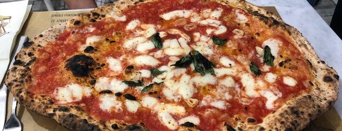 L'antica Pizzeria Da Michele is one of Pizzerie top.