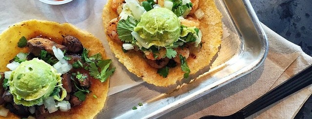 Otto's Tacos is one of Try.