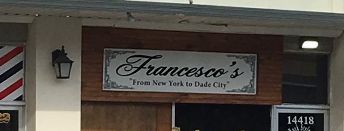 Francesco's Restaurant is one of Creative Innovations Cause Related Advertising.