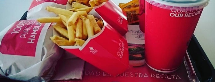 Wendy's is one of Chilecito 🗻.