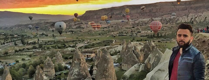 Kapadokya İnn Hotel is one of Turkiye Hotels.