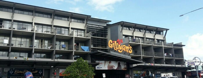 Gilligan's Backpackers Hotel & Resort is one of Hotels.