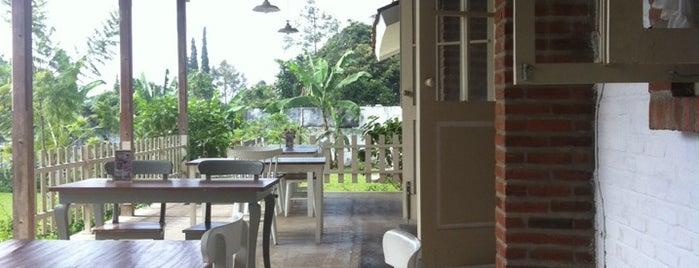 Secret Garden is one of Bandung Kuliner.