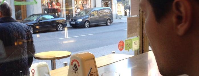 Caffè Ugo is one of All-time favorites in Sweden.