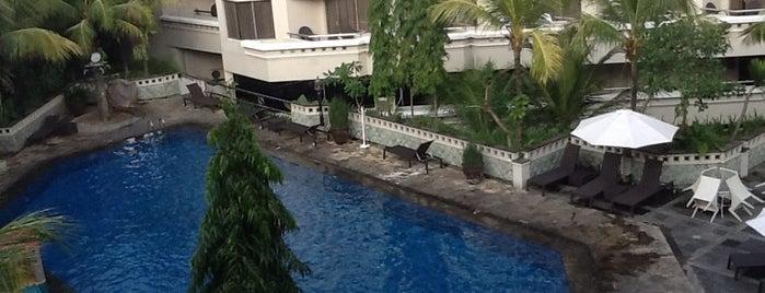 Hotel Santika Premiere Jogja is one of Visited Places in Yogyakarta :).