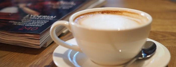 BREW | Kavos virėjai is one of Coffee.