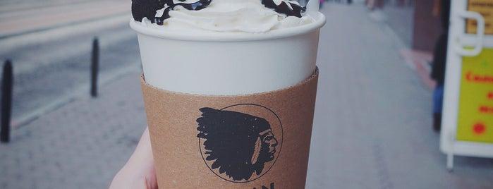 Urban Coffee is one of Lviv.