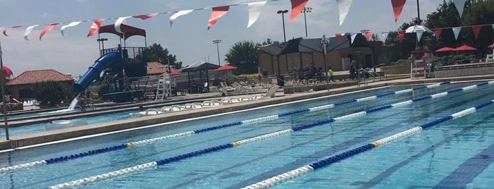 TTU - Recreational Aquatics Center is one of Top 10 favorites places in Lubbock, TX.