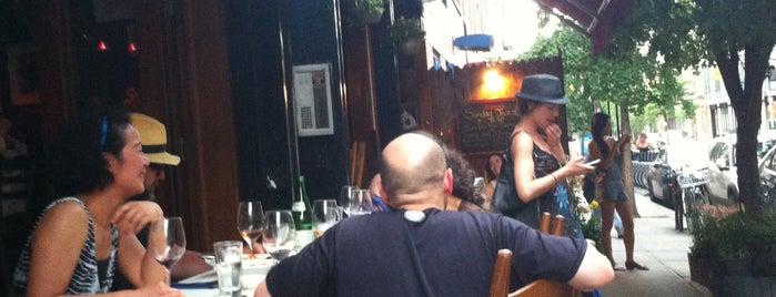 Il Posto Accanto is one of Manhattan Essentials.