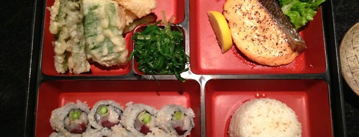 Circle Sushi is one of Let's Eat!.