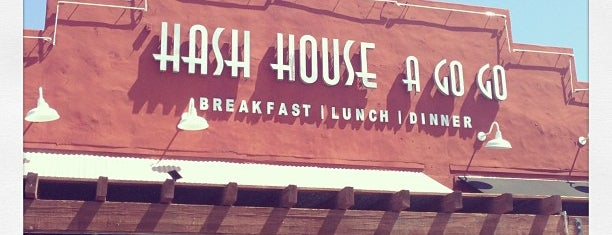 Hash House A Go Go is one of Vegas.