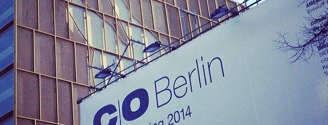 C/O Berlin is one of Berlin calling.