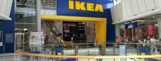 IKEA is one of Good place to visit.