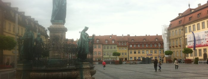 Maxplatz is one of Bamberg #4sqCities.