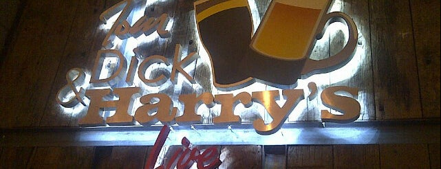 Tom, Dick & Harry's is one of Cafe.