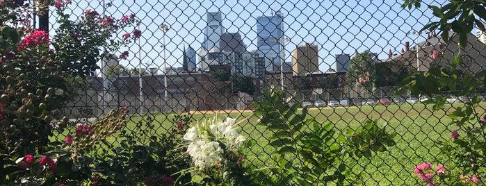The Spring Gardens is one of NEPA/SEPA/Phila Parks.