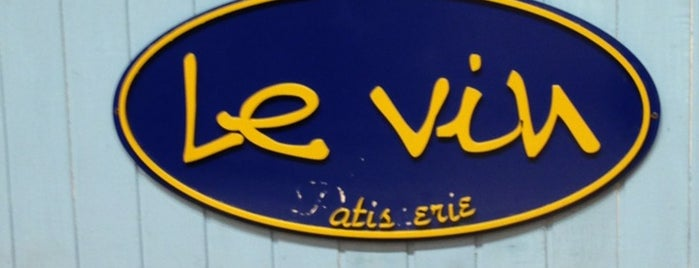 Le Vin Bistro e Patisserie is one of RIO - Restaurantes.