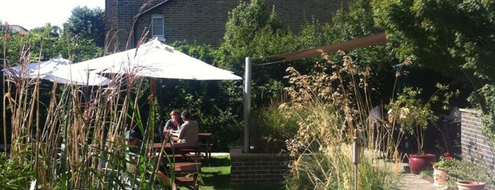 Guildford Arms is one of London's Best Beer Gardens.