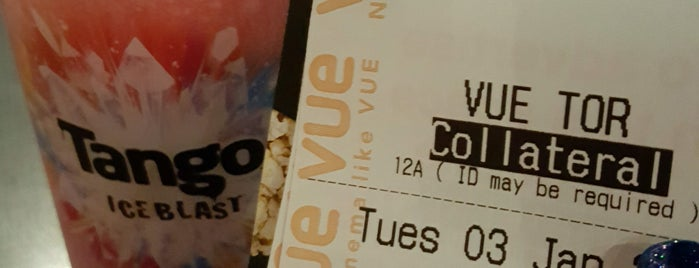 Vue Cinemas is one of Guide to Torbay's best spots.