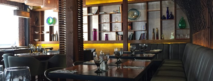 Sab Lai Thai Kitchen is one of The 15 Best Places with Live Music in Gaslamp, San Diego.