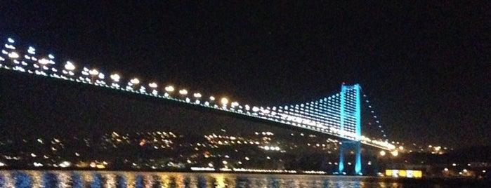 Ortaköy Sahili is one of Istanbul - En Fazla Check-in Yapılan Yerler-.