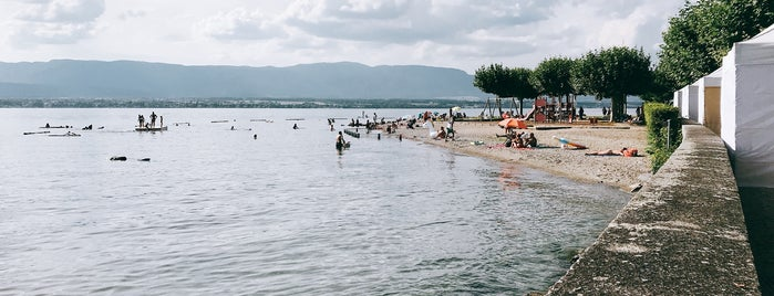 Hermance Ville et Plage is one of Top Places Geneva.