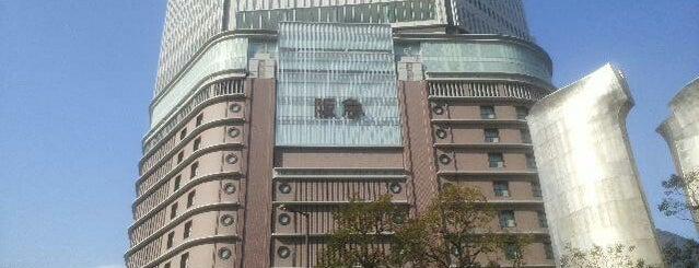 Hankyu Department Store is one of お気に入り.