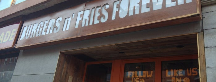 Burgers n' Fries Forever is one of Ottawa.