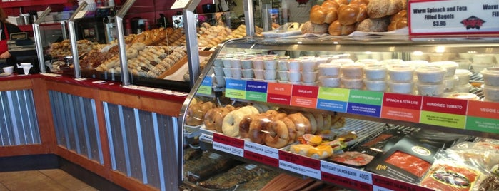 Siegel's Bagels is one of Vancouver to do list.