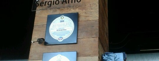 33 Sergio Arno is one of Comer e Beber em Salvador.
