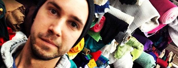 King Textiles is one of Cosas por hacer en Toronto.