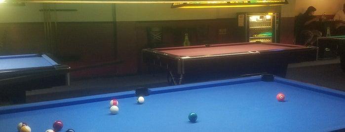 Toby's Billiards is one of Favorite Nightlife Spots.