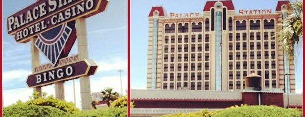Palace Station Hotel & Casino is one of Favorite Arts & Entertainment.